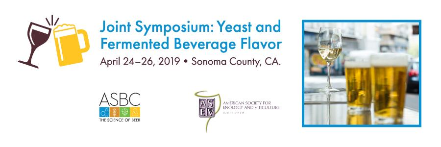 Joint Symposium: Yeast and Fermented Beverage Flavor